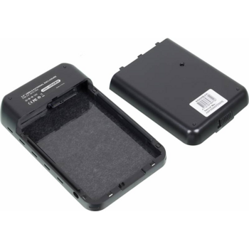 "Мобил рек AgeStar 3UB3A8-6G (Black), usb3.0 to 3,5""hdd SATA алюминий"