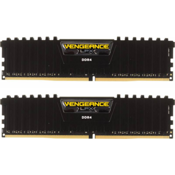 Модуль памяти Corsair DDR4 DIMM 8GB Kit 2x4Gb CMK8GX4M2A2400C14R PC4-19200, 2400MHz, CL14