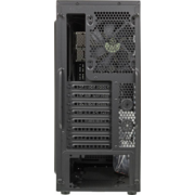 Корпус Thermaltake Core V31 черный без БП ATX 8x120mm 5x140mm 2xUSB3.0 audio bott PSU