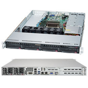 "Серверная платформа Supermicro SERVER SYS-5019S-M (X11SSH-F, CSE-813MFTQC-350CB) ( LGA 1151, Intel® C236 chipset, 4 Hot-swap 3.5"" SATA3, 4xDDR4 Up to 64GB Unbuffered ECC UDIMM, 2 GbE ports with Intel® i210-AT, Integrated IPMI 2.0 and KVM with Dedicated LA"