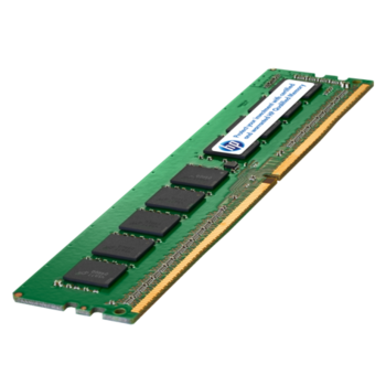 Модуль памяти HPE 4GB (1x4GB) Single Rank x8 DDR4-2133 CAS-15-15-15 Unbuffered Standard Memory Kit (805667-B21)