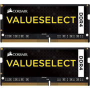 Память DDR4 2x8Gb 2133MHz Corsair CMSO16GX4M2A2133C15 RTL PC4-17000 CL15 SO-DIMM 260-pin 1.2В