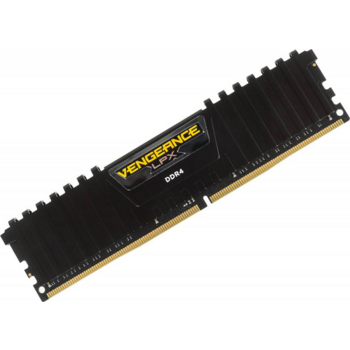 Модуль памяти Corsair DDR4 DIMM 8GB CMK8GX4M1A2400C16 PC4-19200, 2400MHz, CL16