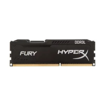 Kingston 8GB 1866MHz DDR3L CL11 DIMM 1.35V HyperX FURY Black Series