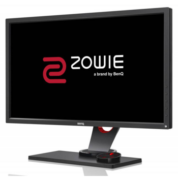 "Монитор Benq 24"" Zowie XL2430 серый TN LED 1ms 16:9 DVI HDMI матовая HAS Pivot 12000000:1 350cd 170гр/160гр 1920x1080 D-Sub DisplayPort FHD USB 7кг"