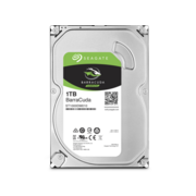 Жесткий диск SATA 1TB 7200RPM 6GB/S 64MB ST1000DM010 SEAGATE Жесткий диск ST1000DM010 SEAGATE Barracuda вместимостью1 Тб, стандартный форм-фактор 3,5 дюйма. Для подключения к материнской плате используется интерфейс SATA III. Частота вращения шпинделя 720