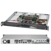 "Серверная платформа Supermicro SERVER SYS-5019S-ML (X11SSH-F, CSE-512F-350B1) ( LGA 1151, E3-1200 v6/v5, Intel® C236 chipset, 2 Fixed 3.5"" drive bay or 3x 2.5"" drive option, 4XDDR4 Up to 64GB Unbuffered ECC UDIMM, 2 GbE ports with Intel® i210-AT, 1 Dedica"