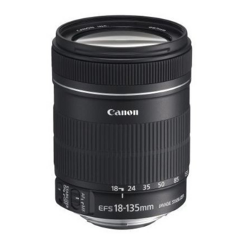 Объектив Canon EF-S IS STM (6097B005) 18-135мм f/3.5-5.6 черный