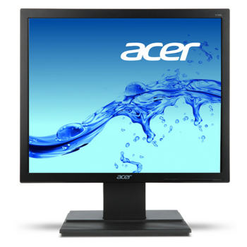 "Монитор Acer 19"" V196LBb черный IPS LED 5ms 5:4 матовая 250cd 1280x1024 D-Sub HD READY 3.1кг"