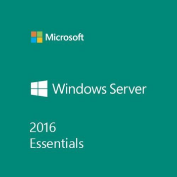 Лицензия OEM WIN SVR 2016 ESSENTIALS RU 64B 1PK 1-2CPU MS Лицензия Microsoft Windows Server Essentials 2016 64Bit Russian 1pk DSP OEI DVD 1-2CPU (G3S-01055)