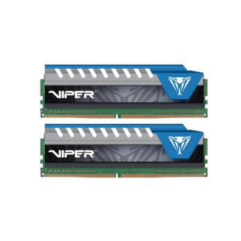 Память DDR4 2x4Gb 2666MHz Patriot PVE48G266C6KBL RTL PC4-21300 CL16 DIMM 288-pin 1.2В