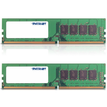 Память DDR4 2x4Gb 2133MHz Patriot PSD48G2133K RTL PC4-17000 CL15 DIMM 288-pin 1.2В