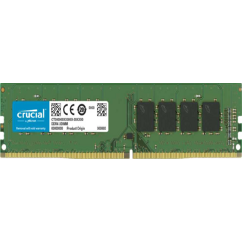 Память DDR4 8Gb 2666MHz Crucial CT8G4DFS8266 OEM PC4-21300 CL19 DIMM 288-pin 1.2В single rank