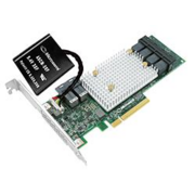 Контроллер жестких дисков Microsemi Adaptec SmartRAID 3154-24i Single,24 internal ports,PCIe Gen3 ,x8,4 GB DDR4,RAID 0/1/10,RAID 5/6/50/60,FlexConfig,maxCache 4.0
