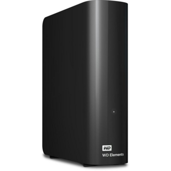 "Жесткий диск WD Original USB 3.0 6Tb WDBWLG0060HBK-EESN Elements Desktop 3.5"" черный"