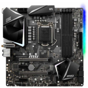 Материнская плата MSI MPG Z390M GAMING EDGE AC Soc-1151v2 Intel Z390 4xDDR4 mATX AC`97 8ch(7.1) GbLAN RAID+HDMI+DP