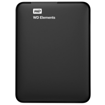 "Жесткий диск WD Original USB 3.0 1Tb WDBMTM0010BBK-EEUE Elements Portable 2.5"" черный"