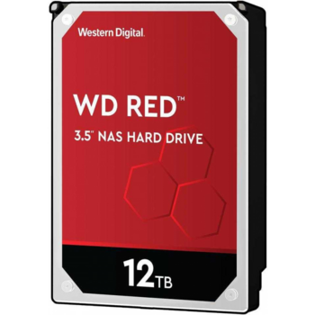 Жесткий диск WD Original SATA-III 12Tb WD120EFAX Red (5400rpm) 256Mb 3.5""