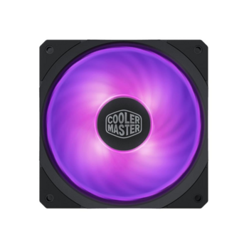 Кулер для корпуса Cooler Master SF120R RGB LED Fan, PWM, square frame