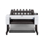 "Широкоформатный принтер HP DesignJet T1600dr PS (36"",2400x1200dpi, 3 A1ppm, 128Gb(virtual), 500Gb Enc.HDD, GigEth, stand, media bin, output tray 100, sheetfeed, 2 rollfeed,autocutter, 6 cartr.,warr 2y, repl. L2Y24B)"