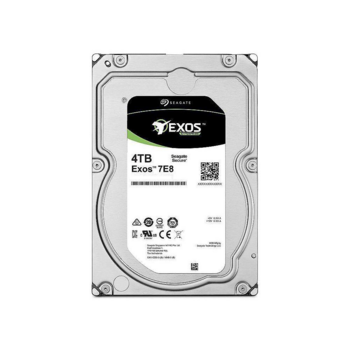 "Жесткий диск 4TB Seagate HDD Server Exos 7E8 (ST4000NM005A) {SAS 12Gb/s, 7200 rpm, 256mb buffer, 3.5""}"
