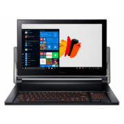 "Трансформер Acer ConceptD 9 Pro CN917-71P-98EN Core i9 9980HK/32Gb/SSD1Tb+1Tb/nVidia Quadro RTX 5000 16Gb/17.3""/IPS/Touch/UHD (3840x2160)/Windows 10 Professional/black/WiFi/BT/Cam/4670mAh"