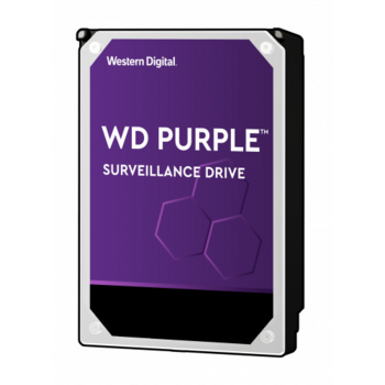 Жесткий диск WD Original SATA-III 14Tb WD140PURZ Purple (7200rpm) 512Mb 3.5""