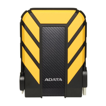 "Жесткий диск USB3.1 2TB EXT. 2.5"" YELLOW AHD710P-2TU31-CYL ADATA"