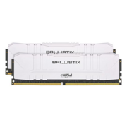 Память оперативная Crucial 32GB Kit (16GBx2) DDR4 3200MT/s CL16 Unbuffered DIMM 288 pin Ballistix White