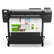 "Широкоформатный принтер HP DesignJetT830 MFP (p/s/c, 36"",4color,2400x1200dpi,1Gb,25spp(A1drawingmode),USB/GigEth/Wi-Fi,stand,media bin,rollfeed,sheetfeed,tray50 (A3/A4),autocutter,Scanner:600dpi,36x109"",2ywarr, repl. F9A30A)"
