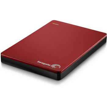 "Носитель информации Seagate Portable HDD 2Tb Backup Plus STDR2000203 {USB 3.0, 2.5"", red}"