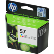HP C6657AE Картридж №57, Color {DJ 5550/5150/5652/7150/7350/7550/7260/2110/2210/oj 6110, Color (17ml)}