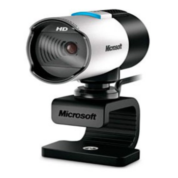 Microsoft LifeCam Studio for Business { USB 2.0, 1920*1080, 5Mpix foto, автофокус, Mic, Black/Silver } [5WH-00002]