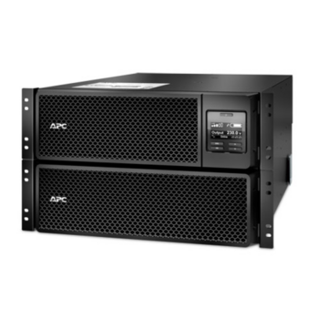 Источник бесперебойного питания PC Smart-UPS On-Line,10 kW /10 kVA, 230V /230V, Interface Port Contact Closure, RJ-45 10/100 Base-T, RJ-45 Serial, Smart-Slot, USB, Extended runtime model, 6 U